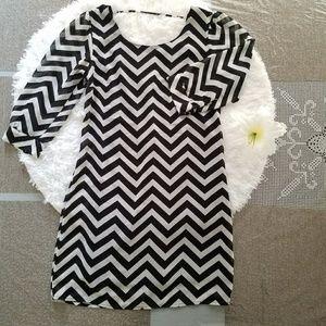Dress 3/4 Sleeve sz~M